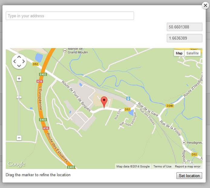 widgetkit-map-joomla